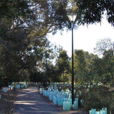 Royal Park Path