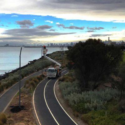 St Kilda Marina to Moran Reserve