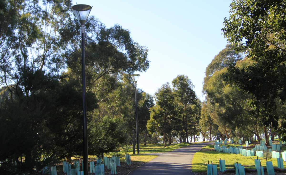 Royal Park Path