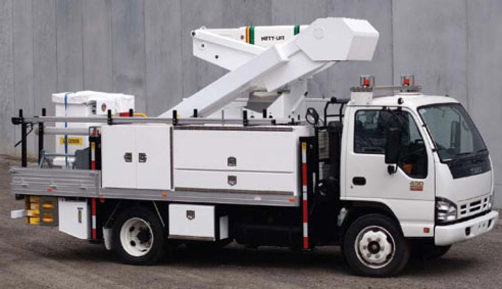 NL120 Cherry Picker
