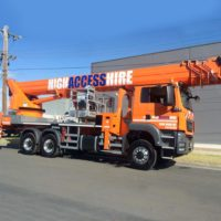 Ruthmann 54m Truck Mounted Cherry Picker