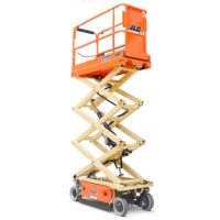 JLG 19 Foot Electric Scissor Lift