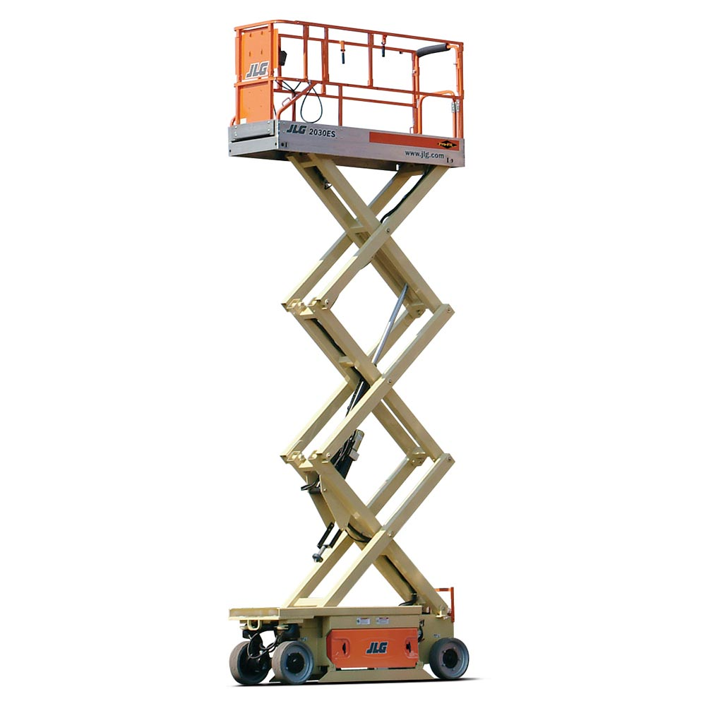 JLG 20 Foot Electric Scissor Lift