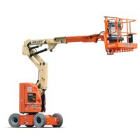 JLG 30 Foot Knuckle Boom