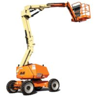 JLG 34 Foot Knuckle Boom