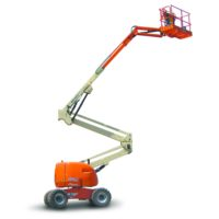 JLG 45 Foot Knuckle Boom